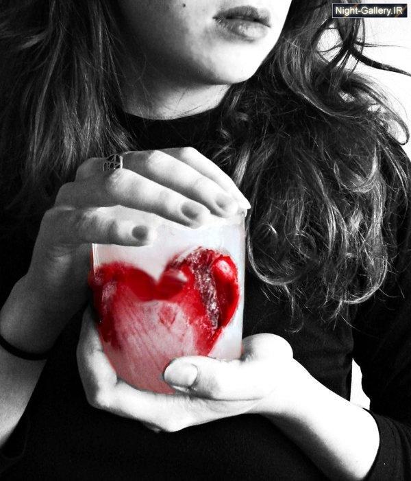 عاشقانه.زیبا.دختر.قلب